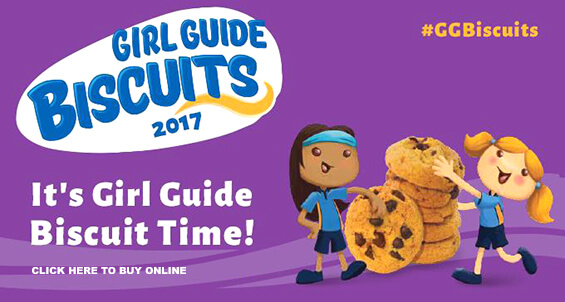 Girl Guides Biscuits 2017