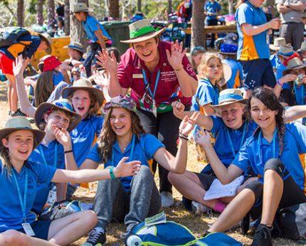 Girl Guides SA - Fun Friends Adventures