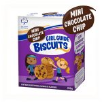 Girl Guide Biscuits - Mini Choc Chip