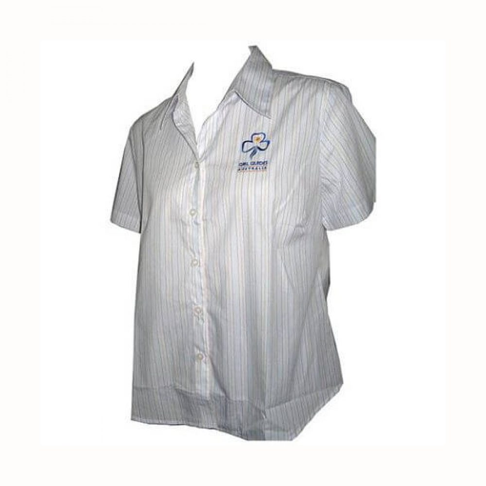 Girl Guides SA - Leader Short Sleeve Stripe Uniform