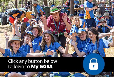 Girl Guides SA - My GGSA Login