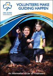 Girl Guides Volunteers Information Kit
