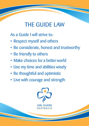 The Guide Law