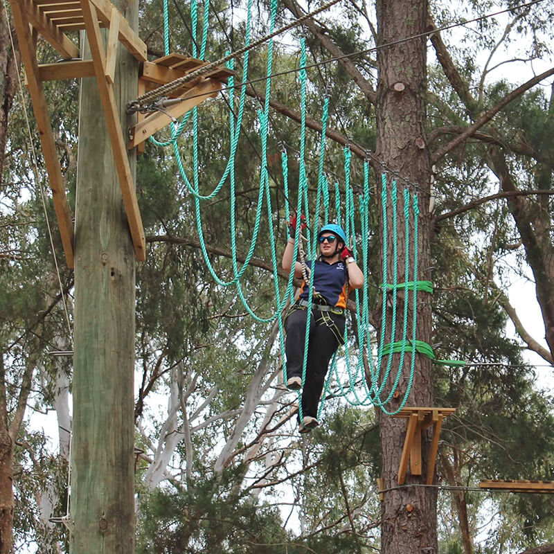 Girl Guides SA Douglas Scrub Adventure Camp