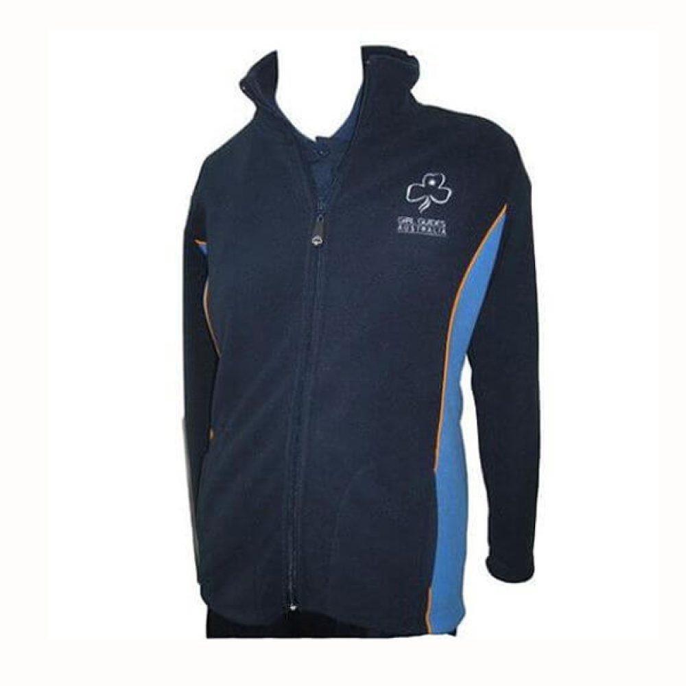 Girl Guides SA Leaders Uniform Polar Fleece Jacket