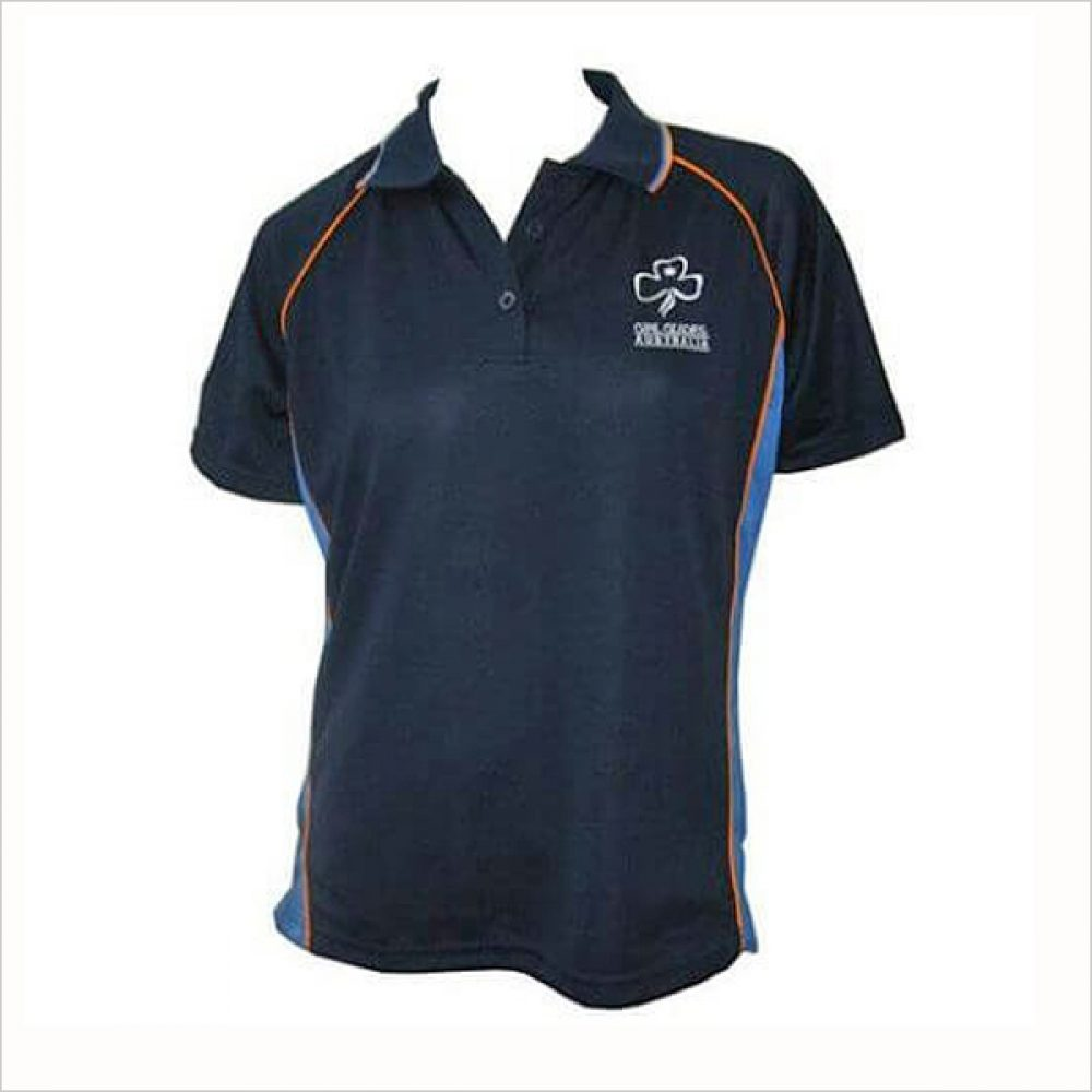 Leaders Polo Uniform Navy Blue