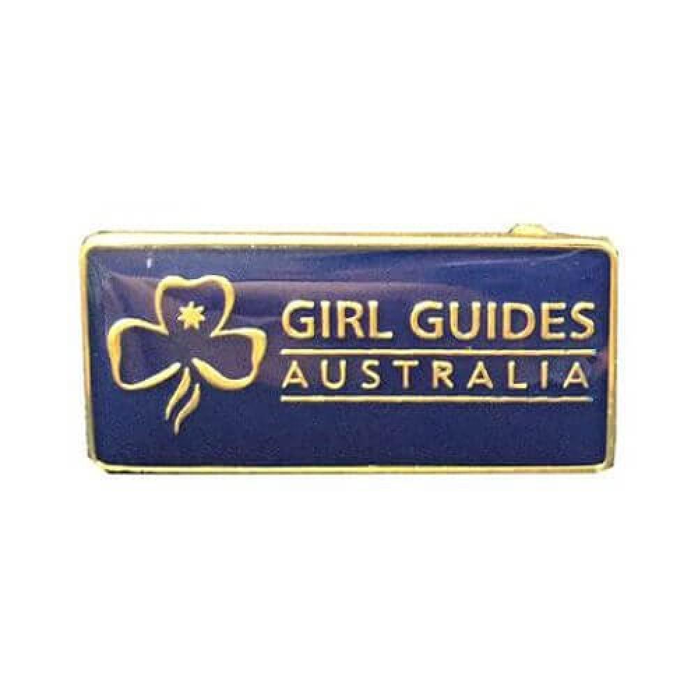 Girl Guides SA Sash Pin