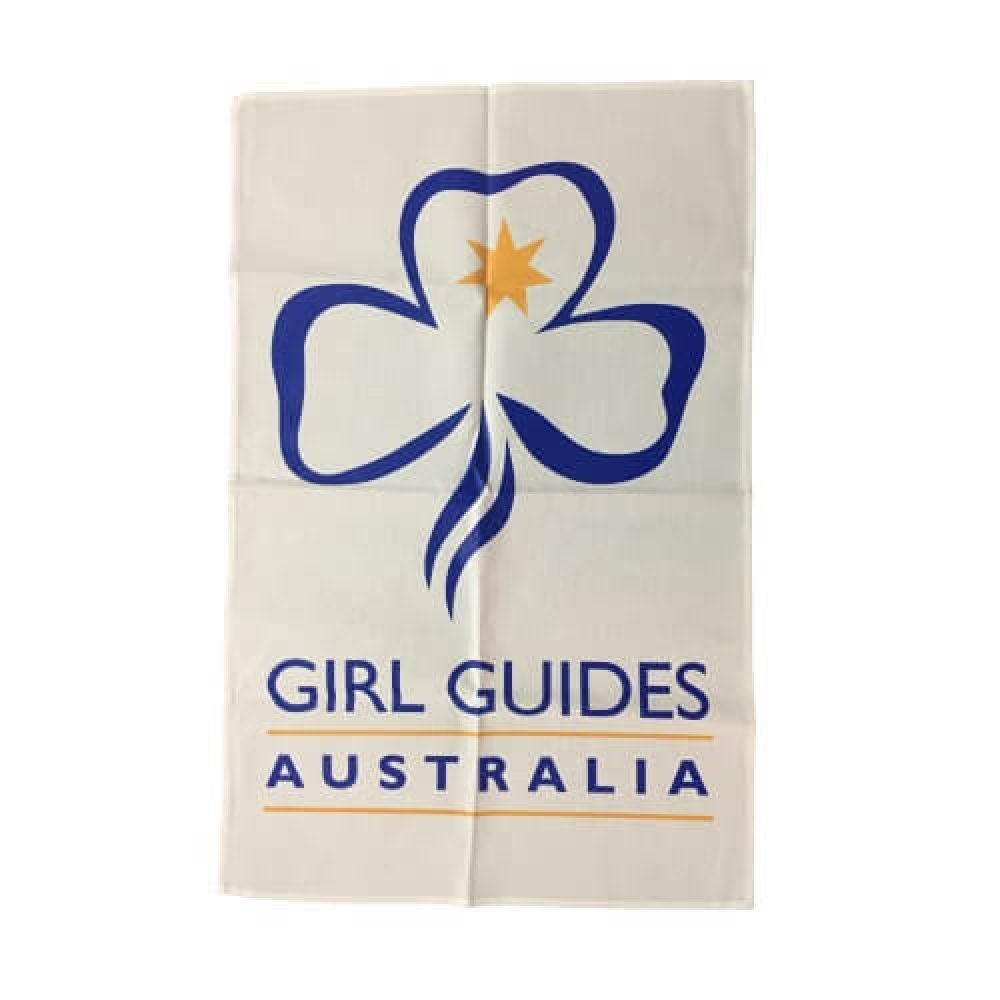 Girl Guides SA Tea Towel
