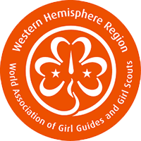 WAGGGS Friends of Western Hemisphere Region Logo