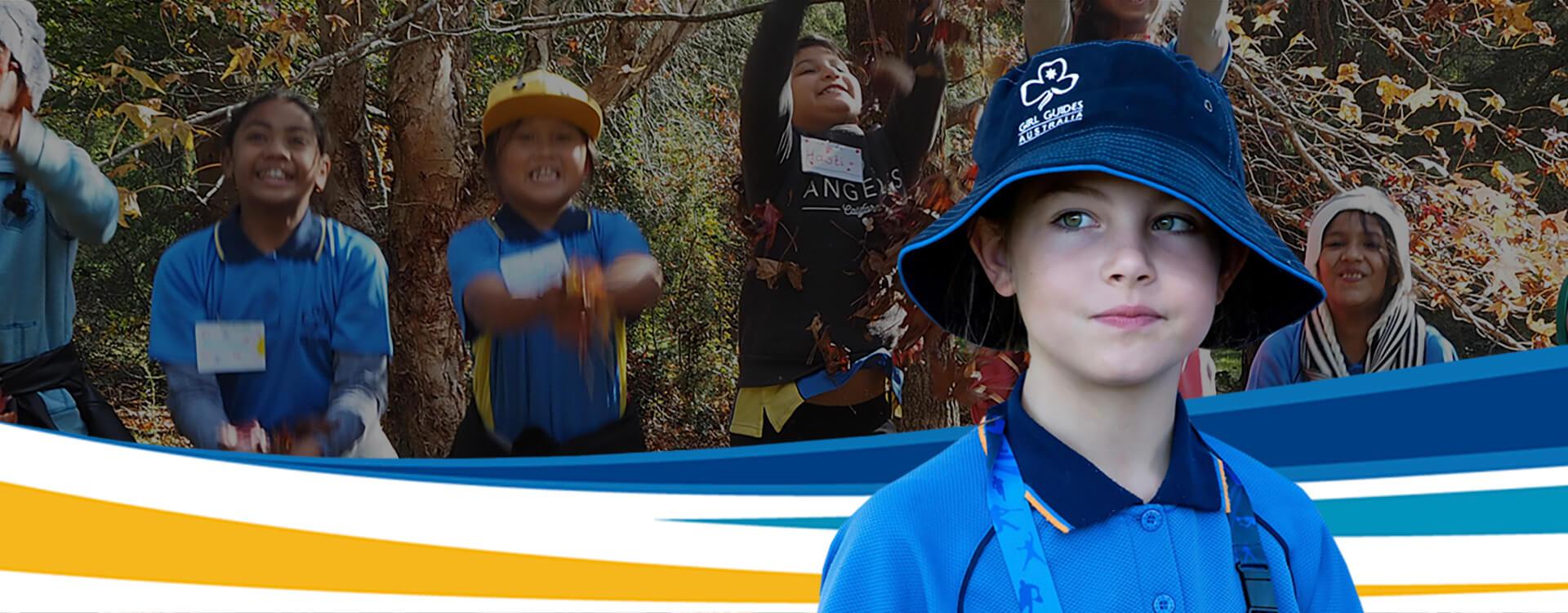Girl Guides SA Banner 3